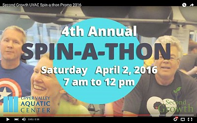 2016 Spin-a-thon: Reserve a Spot Today!
