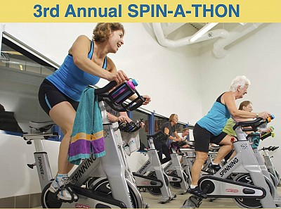 Second Growth and UVAC Spin-a-thon
