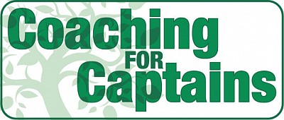 Time to register for Coaching for Captains