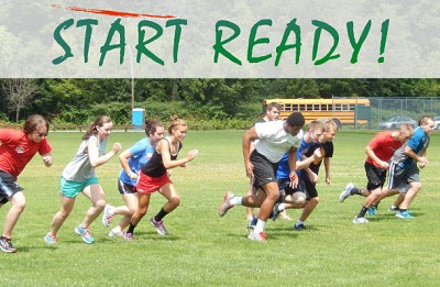 START READY! Co-ed Skills Clinic for High School Student Athletes