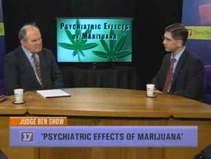 Psychiatric Effects of Marijuana