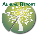 Second Growth Annual Report graphic