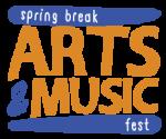 Spring Break Arts & Music Fest logo
