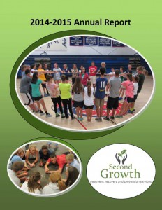 2015 Annual Report: Second Growth