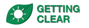 Getting Clear support group logo